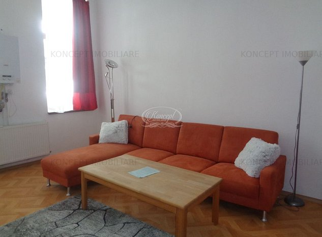 Apartament 2 camere finisate modern, in zona Horea - imaginea 1