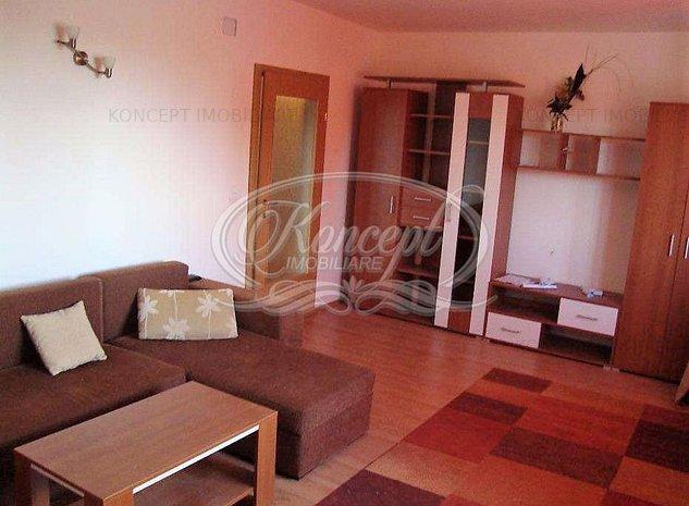 Apartament cu 2 camere in cartierul Borhanci - imaginea 1