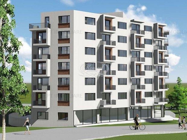 Apartament cu 3 camere in cartierul Dambul Rotund - imaginea 1