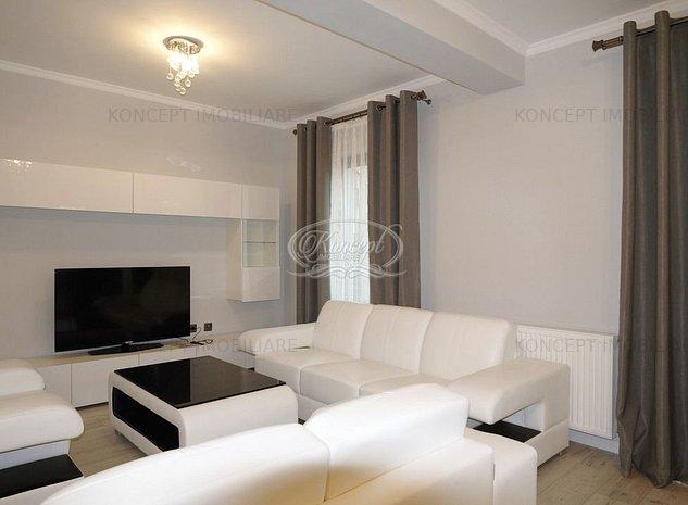 Apartament Ultrafinisat in cartierul Europa - imaginea 1