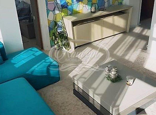 Apartament cu 3 camere in vila, zona str. Maramuresului - imaginea 1