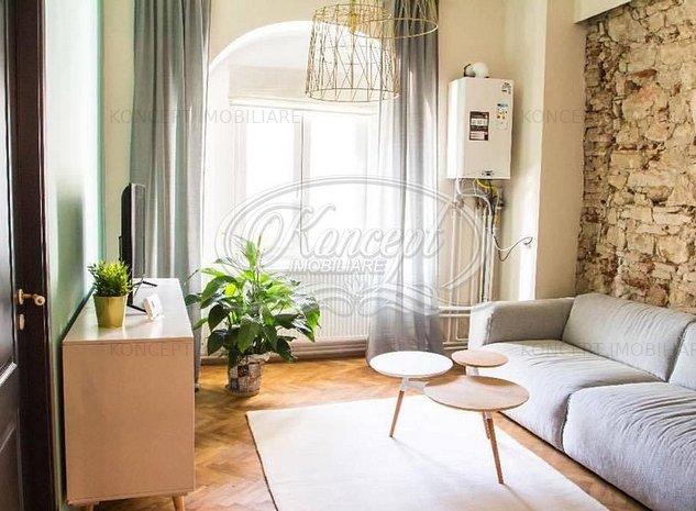 Apartament ultrafinisat zona Platinia - imaginea 1