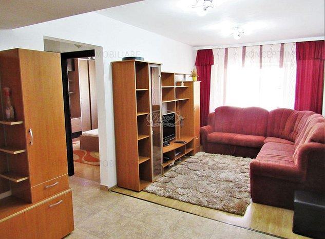 Apartament impecabil in zona Expo Transilvania - imaginea 1
