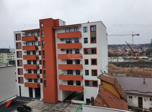 Apartament bloc nou Piata Abator - imaginea 1