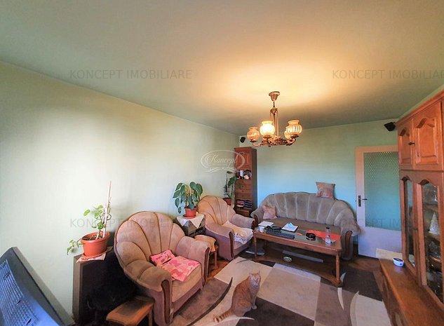 Apartament 4 camere in zona benzinariei Mol Marasti - imaginea 1