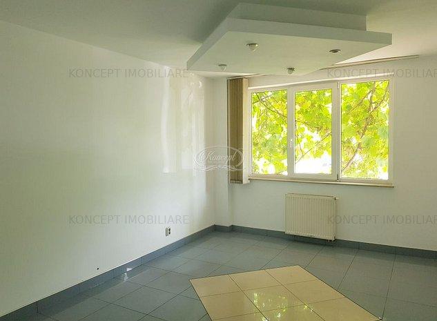 Spatiu de birouri/apartament cu 5 camere, in zona Parcului Central - imaginea 1