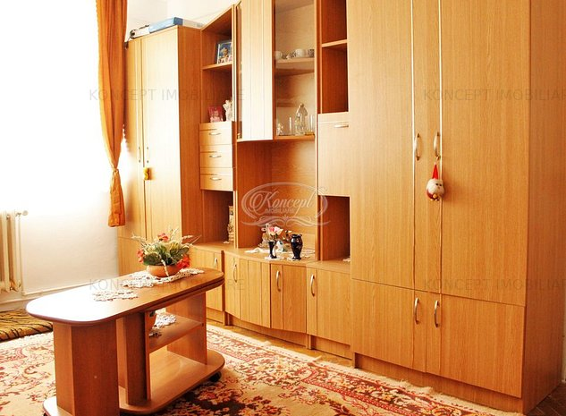 Apartament la etaj intermediar in zona Profi - imaginea 1