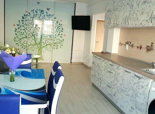 Apartament superfinisat si utilat, la prima inchiriere - imaginea 1