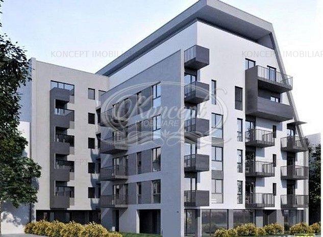 Apartament ideal pentru investitie, zona Calea Baciului - imaginea 1