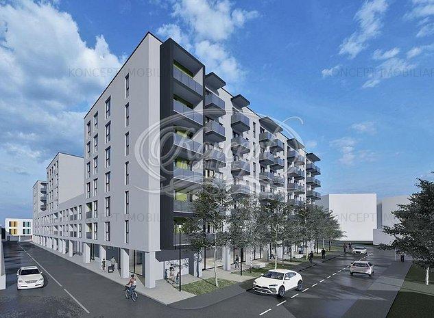 Apartament cu 2 camere, zona Taietura Turcului - imaginea 1