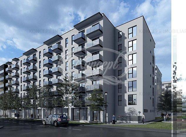 Apartament cu o camera, zona Taietura Turcului - imaginea 1
