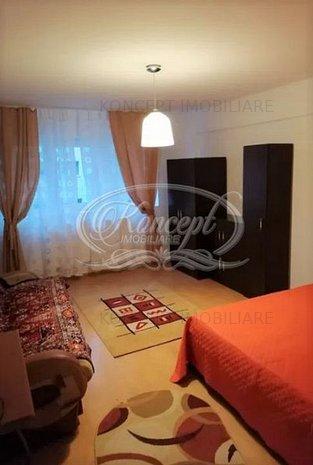 Apartament 1 camera, zona Calea Turzii, Pet Friendly - imaginea 1
