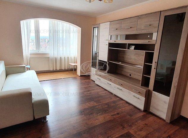 Apartament cu 3 camere si garaj pe B-dul Titulescu - imaginea 1