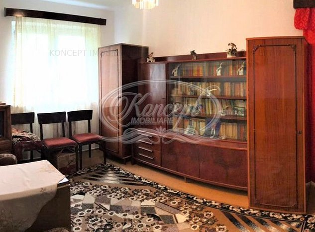 Apartament cu 4 camere in cartierul Manastur - imaginea 1
