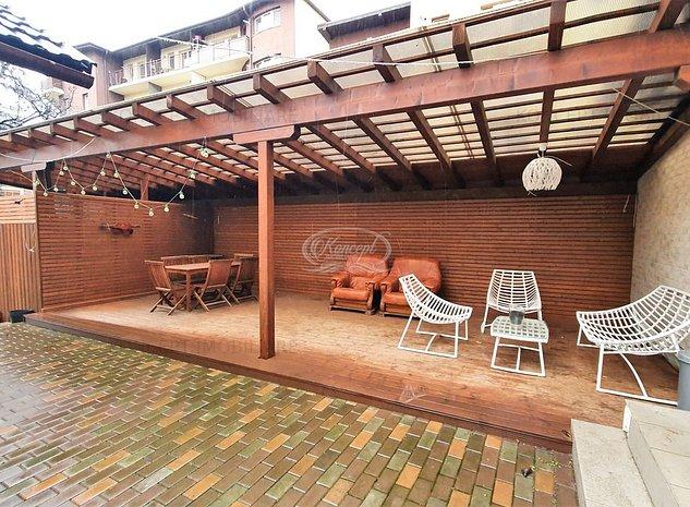Casa individuala cu garaj si gradina, zona Kaufland, Marasti - imaginea 1