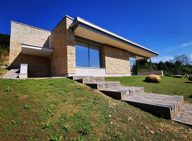 Casa individuala, finisata ultramodern, in Feleacu - imaginea 1