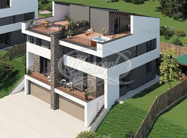 Duplex deosebit cu panorama frumoasa - imaginea 1
