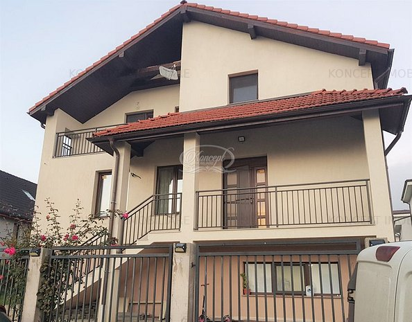 Casa individuala in zona strazii Oasului - imaginea 1