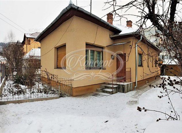 Casa cu gradina in Grigorescu, zona Hotelului Premier - imaginea 1