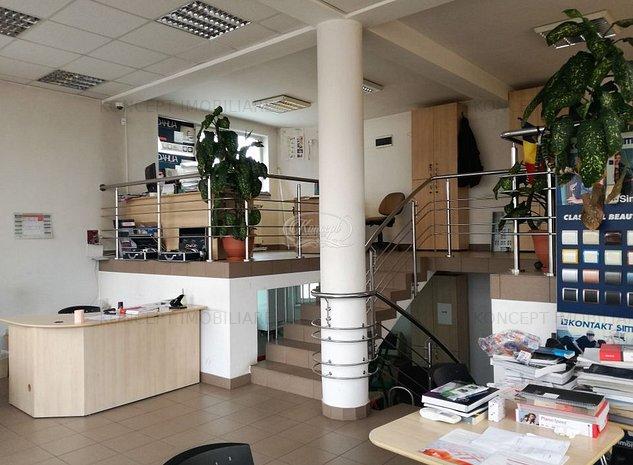 Cladire de birouri in zona str. Plevnei - imaginea 1