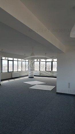 Spatiu de birouri de 100 mp utili si 150 terase in Iris - imaginea 1
