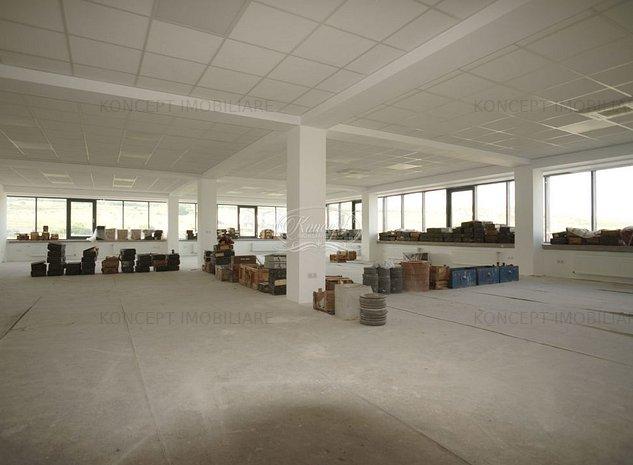 Spatiu birouri / productie, Bulevardul Muncii - imaginea 1