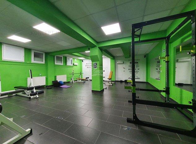 Spatiu comercial pretabil pentru sala fitness/dans - imaginea 1