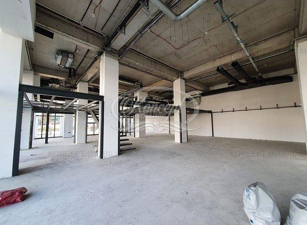 Spatiu comercial de tip open-space, in Grigorescu - imaginea 1