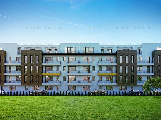 Vanzare apartament 3 camere decomandat  metrou Aparatorii Patriei - imaginea 1