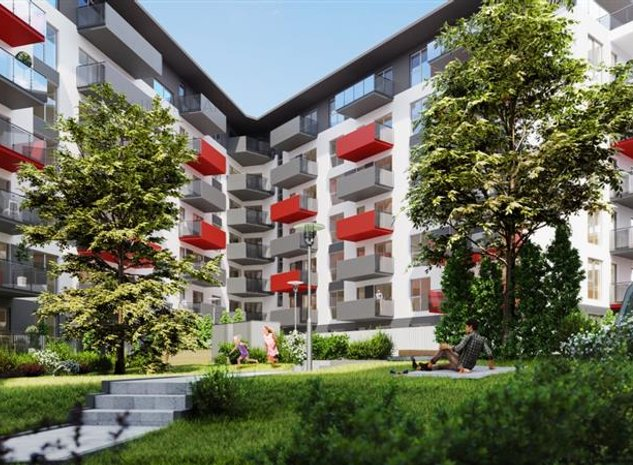 Apartament 3 camere decomandat zona Lukoil, Marasti!!! - imaginea 1