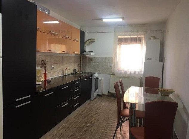 Apartament cu 2 camere decomandate in Europa, zona Eugen Ionesco ! - imaginea 1