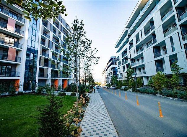 Apartament cu 3 camere decomandat semifinisat in ansamblul Sophia Residence - imaginea 1