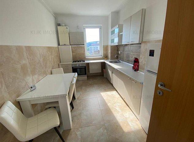 Apartament 2 camere decomandat mobilat utilat bloc nou central langa Politie! - imaginea 1