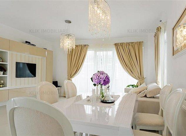 Apartament cu 3 camere de lux, 86 mp+ 24 terasa in Buna Ziua ! - imaginea 1