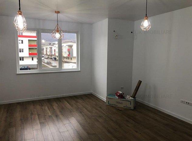 Apartament 2 camere finisat nou, etajul 1, loc de parcare, Floresti! - imaginea 1