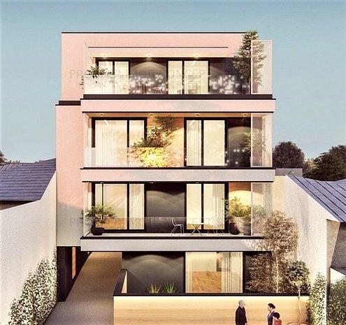 Apartament 1 Camera - Parcul Carol - Tineretului Metrou, Finisaje Premium - imaginea 1