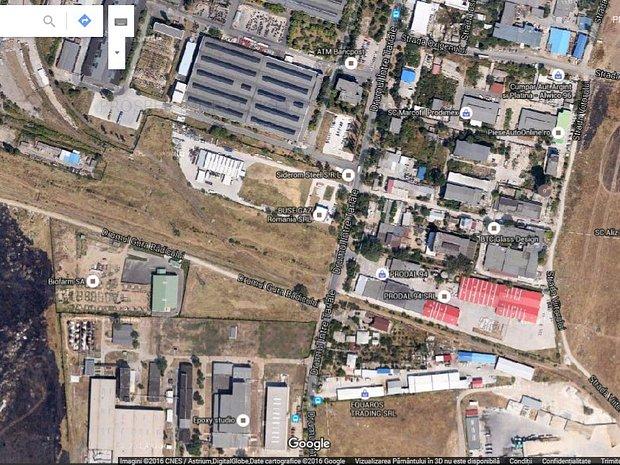 Teren industrial zona Pallady - Oxigenului - imaginea 1
