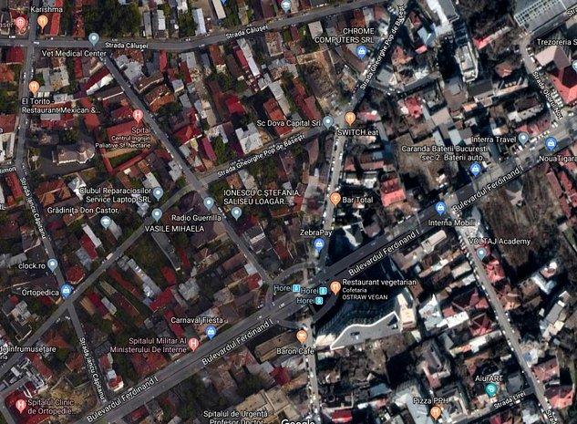 Teren in zona Bulevardul Ferdinand - imaginea 1