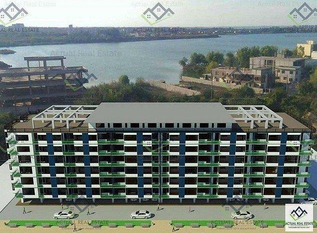 Constanta,Campus , Complex Rezidential ,2 cam 20 m de Lac - imaginea 1