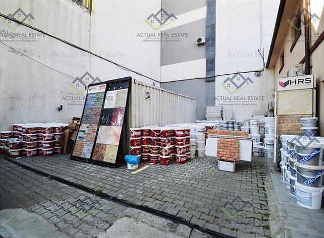 Constanta,Central, Spatiu comercian 130 mp + Curte Proprie! - imaginea 1