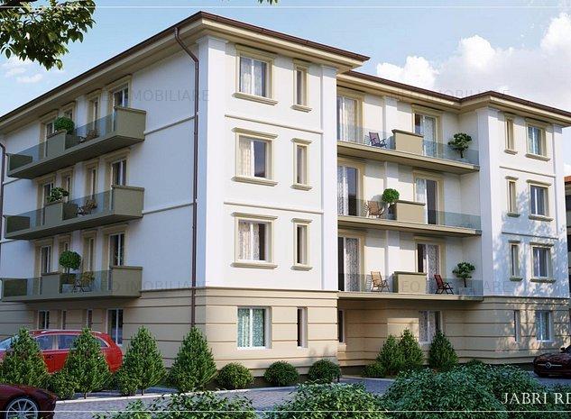 Apartamente noi in GIROC cu 1 camera la doar 38.655 euro - imaginea 1