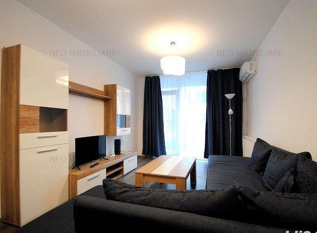 Apartament de lux cu 2 camere zona CIRCUMVALATIUNII la 110.000 EURO - imaginea 1
