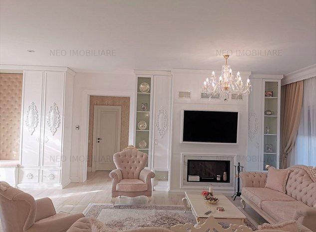 Casa Mediteraneana cu interior Neoclasic - imaginea 1