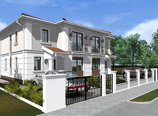 Casa 5 camere zona Dechatlon-Mega Image - imaginea 1