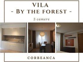 Casa 3 camere în Corbeanca