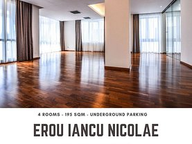 Apartament de vânzare 4 camere în Bucuresti, Baneasa