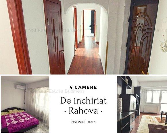 Apartament 4 camere   Renovat    Rahova-Sebastian - imaginea 1