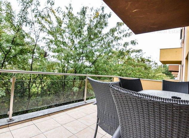 4 camere cu terasa    Pipera ** 140 mp - Carina Residence - imaginea 1