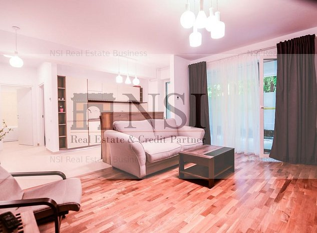 Apartament cu terasa de inchiriat || 2 camere || Pipera - imaginea 1