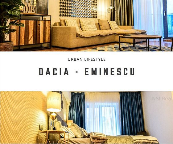 Apartament 3 camere Ultrafinisat II Dacia 0% comision - imaginea 1